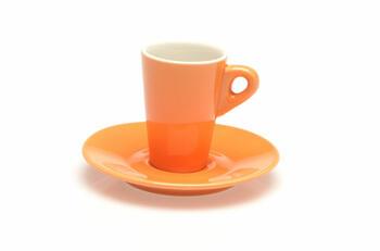 ELEGANT TAZZE CAFFè C/P MARA ORANGE   Alessandrelli Business Solutions