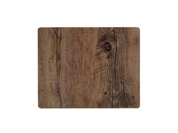 LINEA SHOW PLATE PIASTRA GN 1/2 32X26 WOOD   Alessandrelli Business Solutions