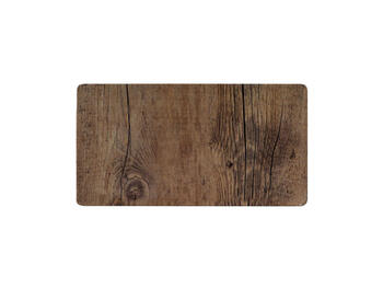 LINEA SHOW PLATE PIASTRA GN 1/3 32X17 WOOD   Alessandrelli Business Solutions