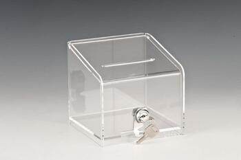 CASSETTA BOX CON CHIAVE   Alessandrelli Business Solutions