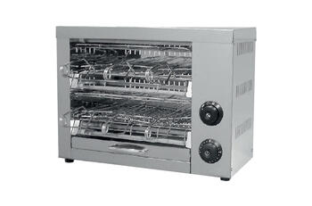 TOASTER A PINZE A6 QUARZO 2,55KW   Alessandrelli Business Solutions