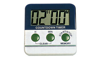 TIMER DIGITALE COUNTDOWN   Alessandrelli Business Solutions