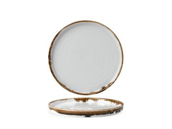 HARVEST NATURAL WALLED PLATE   Alessandrelli Business Solutions