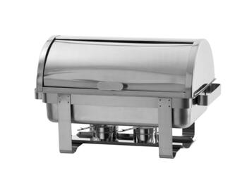 CHAFING DISH RENTAL-ROLLTOP 1/1 9L.   Alessandrelli Business Solutions