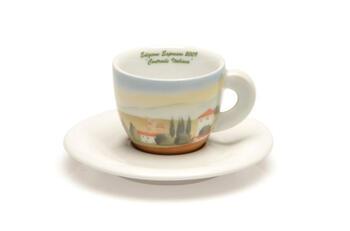 TAZZE CAFFÈ CON PIATTO EDEX   Alessandrelli Business Solutions