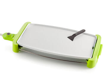 GRILL ANTIADERENTE VERDE/BIANCO ALL   Alessandrelli Business Solutions