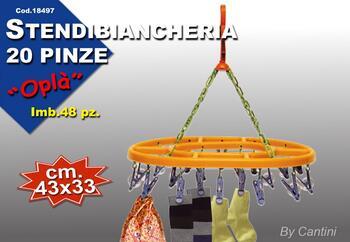 STENDIBIANCHERIA OPLA 20   Alessandrelli Business Solutions