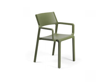 SEDIA TRILL ARMCHAIR AGAVE   Alessandrelli Business Solutions
