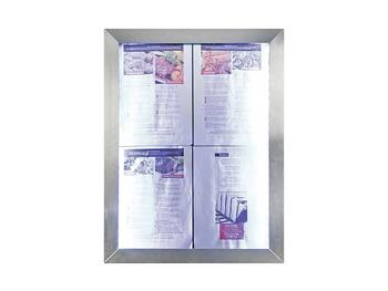 DISPLAY LUMINOSO A LED CLASSIC 4XA4   Alessandrelli Business Solutions