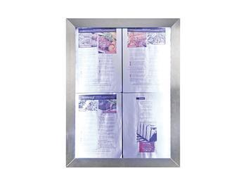DISPLAY LUMINOSO A LED CLASSIC 4XA4   Alessandrelli Business Solutions